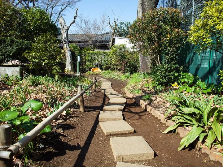 A-san no Niwa garden