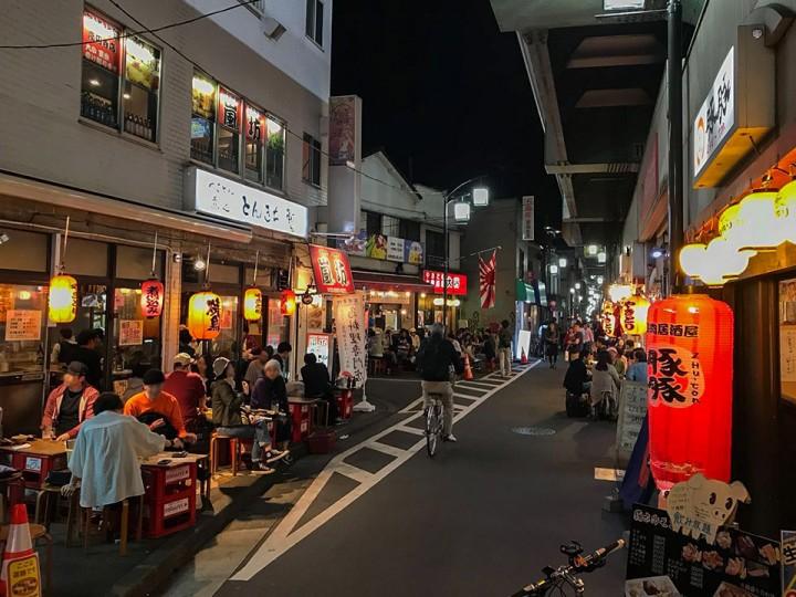 Koenji Street Along2