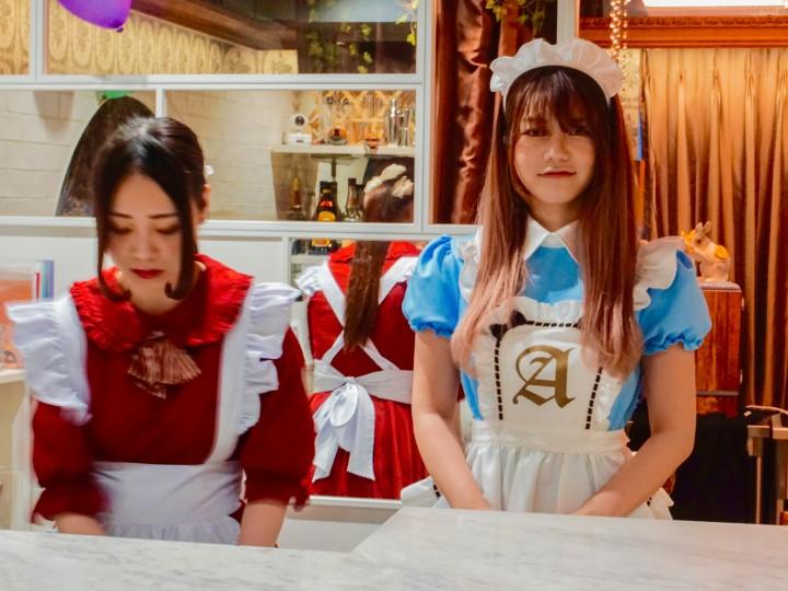 MaidInWonderland Maids