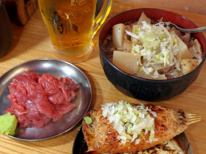 Yoneda meal