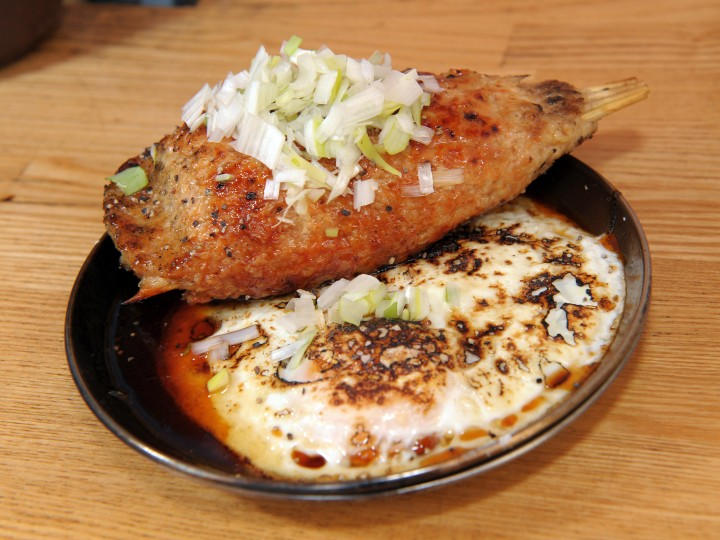 Yoneda tsukune-egg