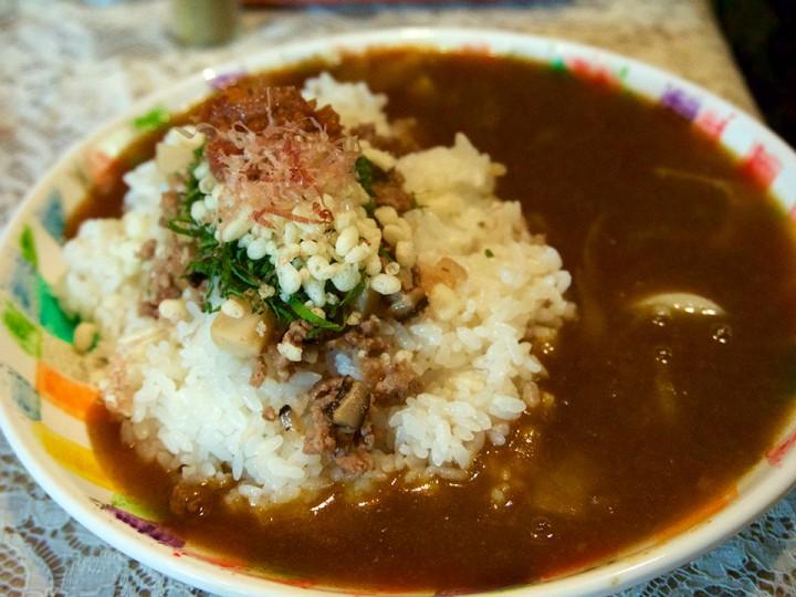 HeijitsuHirudake curry