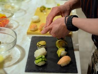 Temari sushi WS