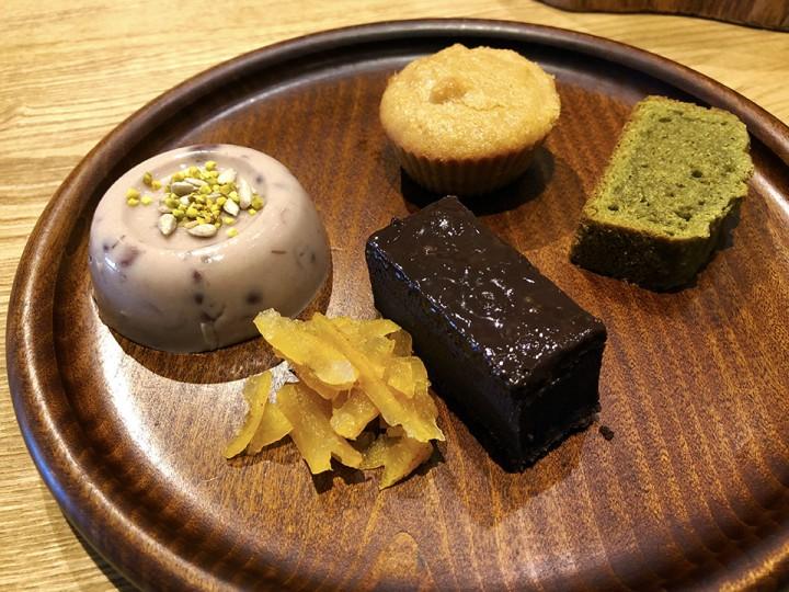 Yukisuki sweets