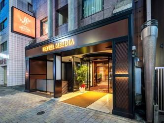 HotelMeldia Front