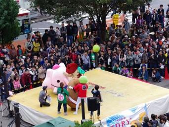 Koenjifest stage