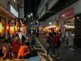 Koenji Street Along1