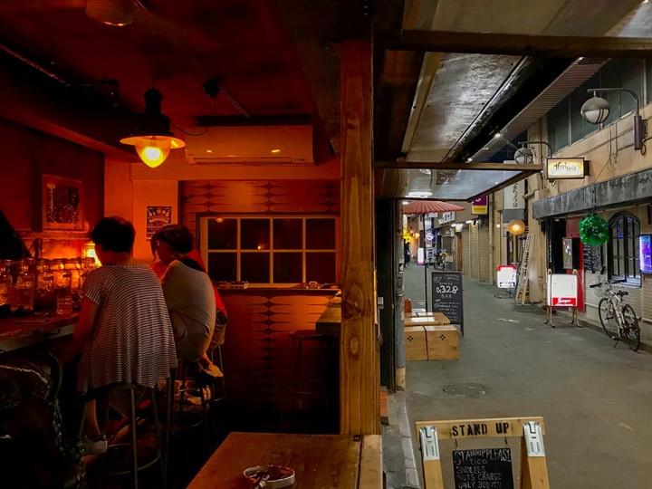 Koenji Street Tico