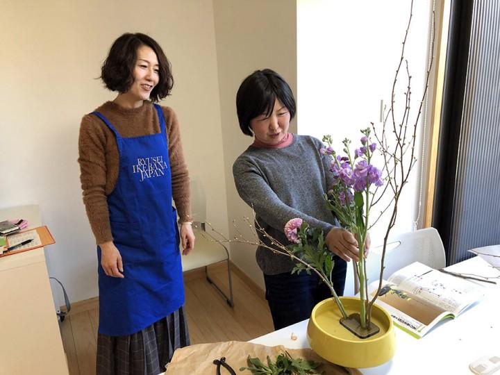 Ichirin-ikebana2